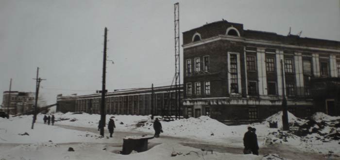Казанского завода РТИ.